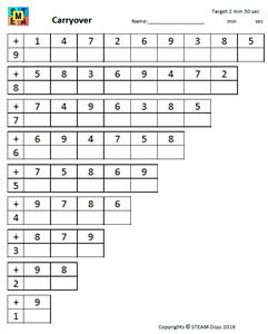 45 Matrix Carryover